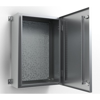 STAINLESS STEEL WALL MOUNTED ENCLOSURES127