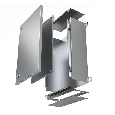 STAINLESS STEEL WALL MOUNTED ENCLOSURES126