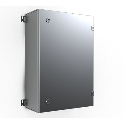 STAINLESS STEEL WALL MOUNTED ENCLOSURES131